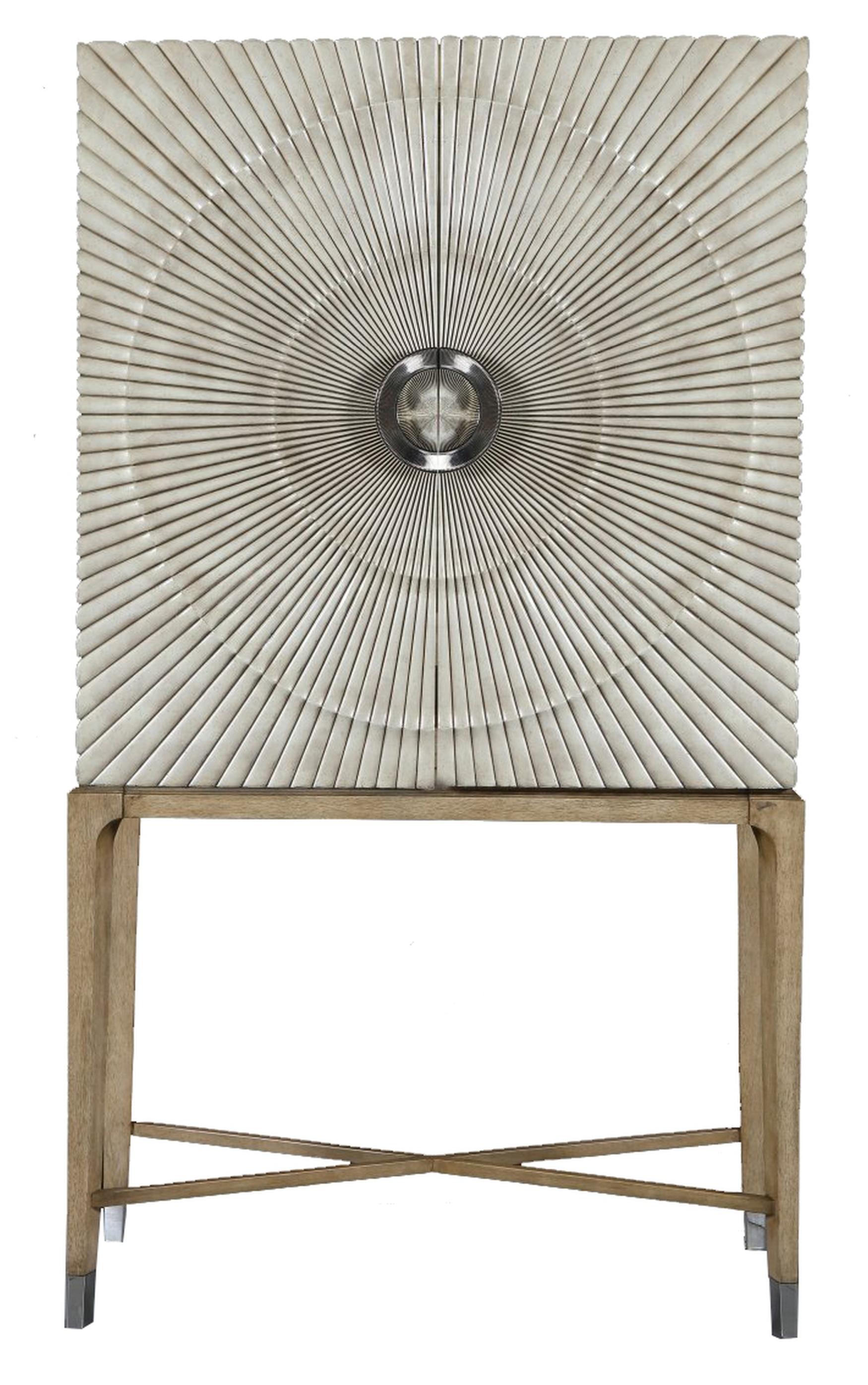 Hooker Furniture Zaballa bar cabinet