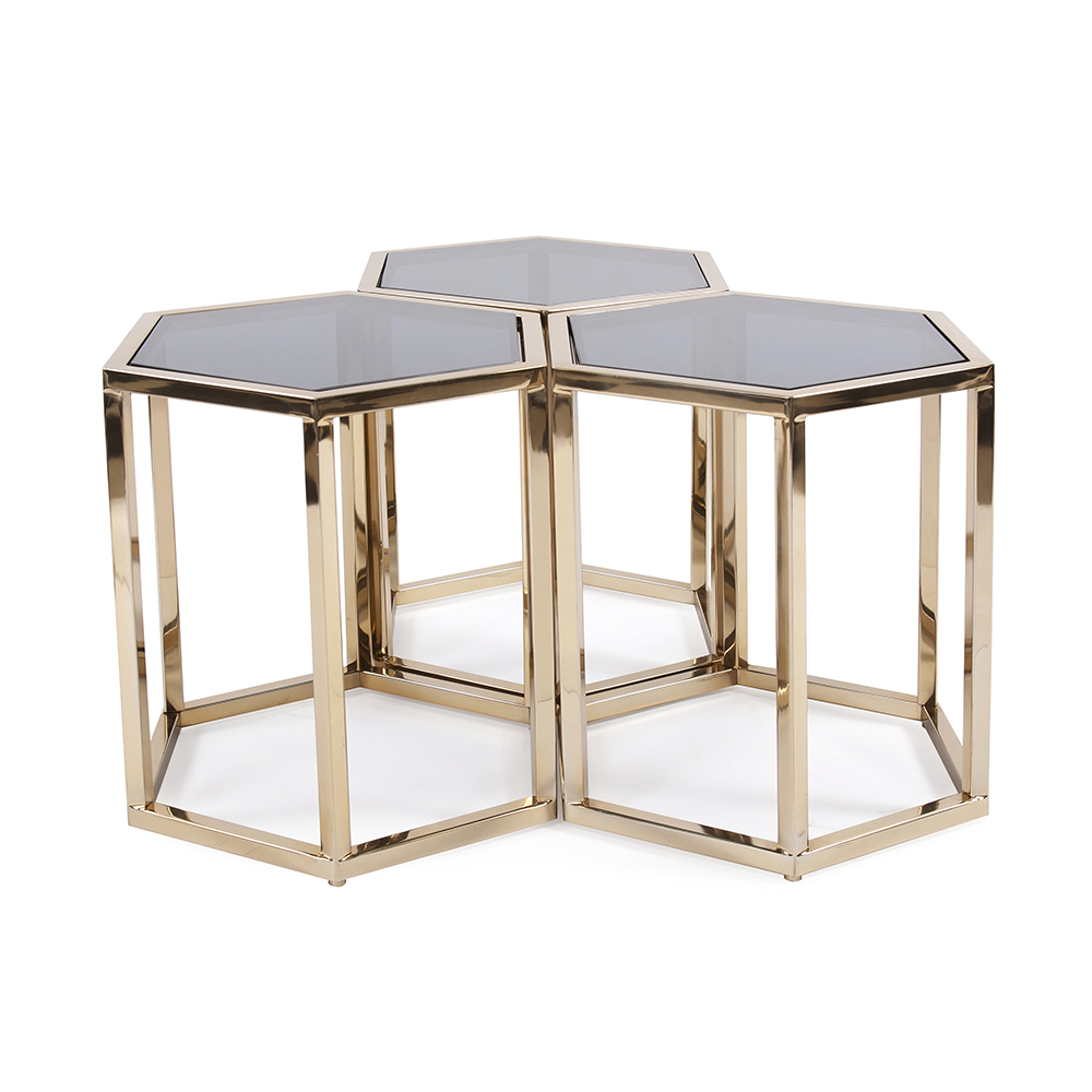 Howard Elliott hexagonal tables