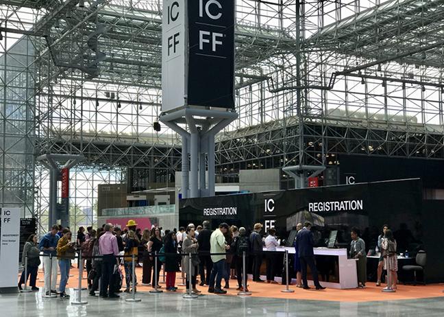 ICFF Registration