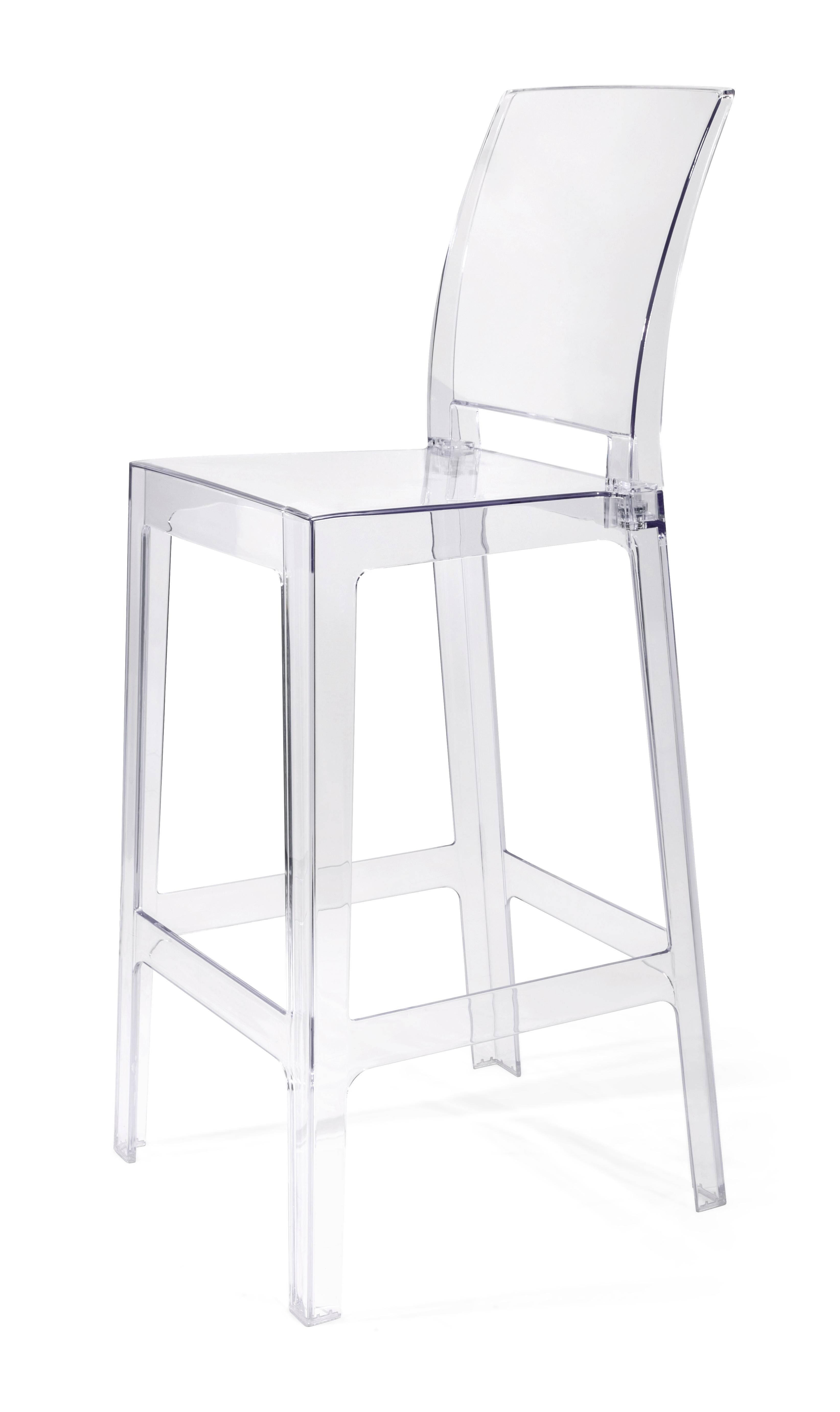IMAX Vitreous bar chair