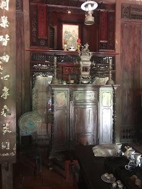 Vietnamese handmade furniture