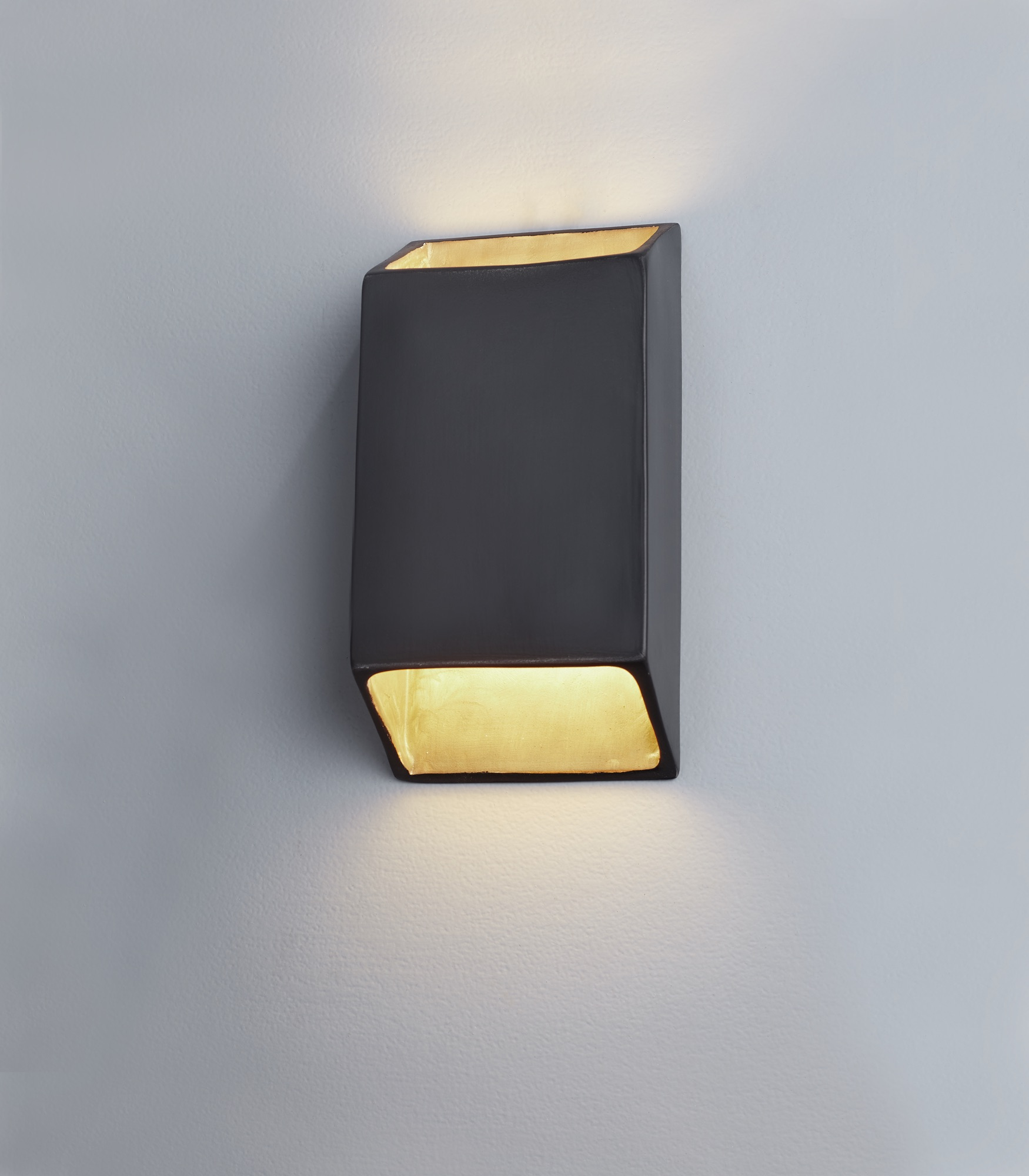 Justice Design Group sconce