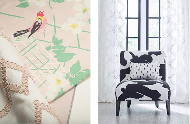 Kate Spade NY fabric for Kravet