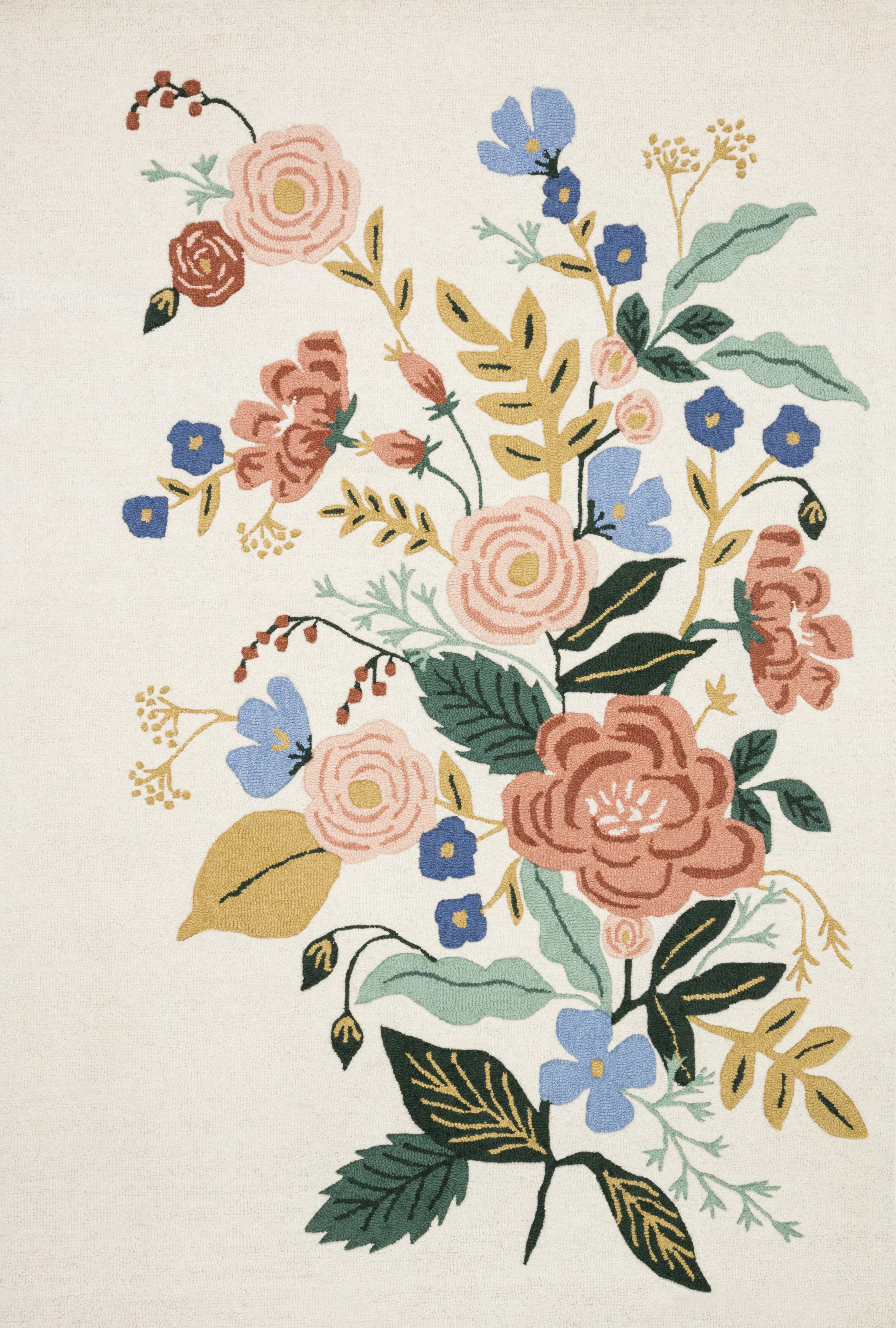 Loloi Les Fleurs Collection rug