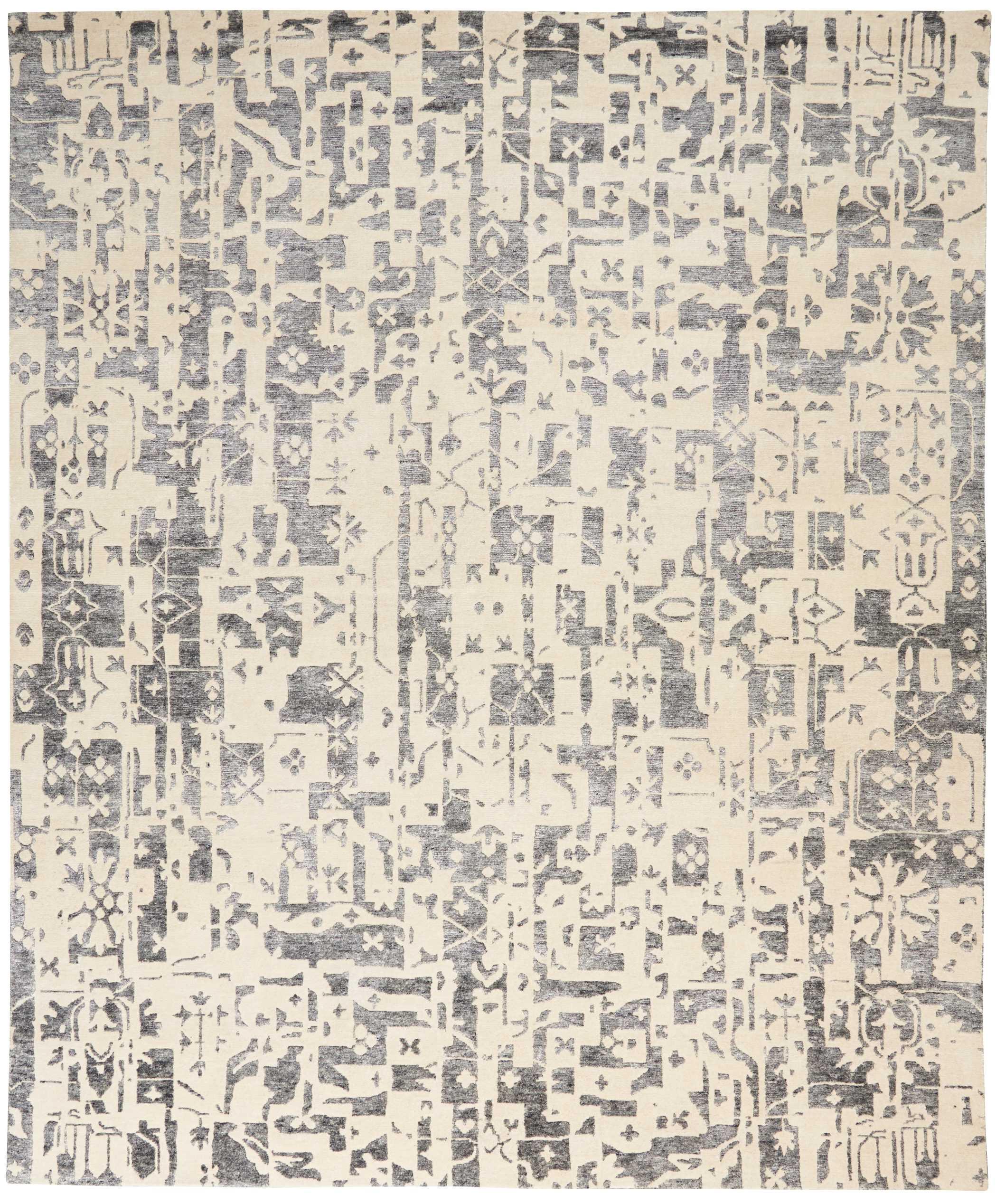 Nourison Silk Shadows Collection rug