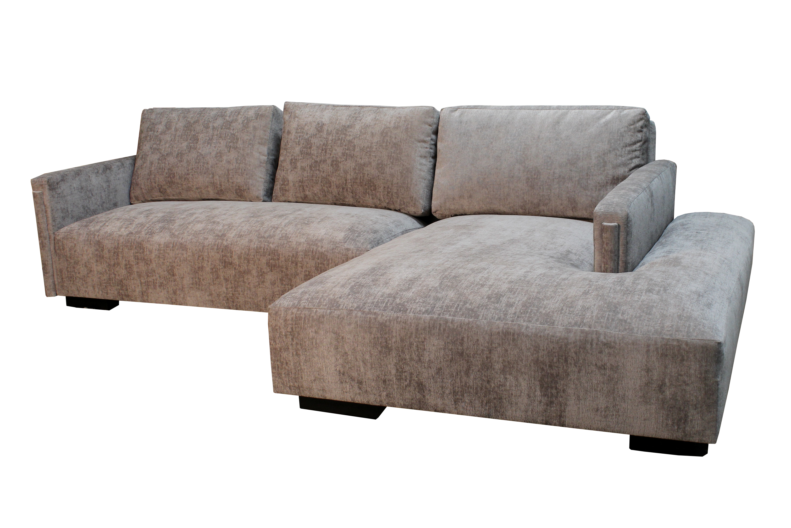Peninsula Home Collection Winston sectional