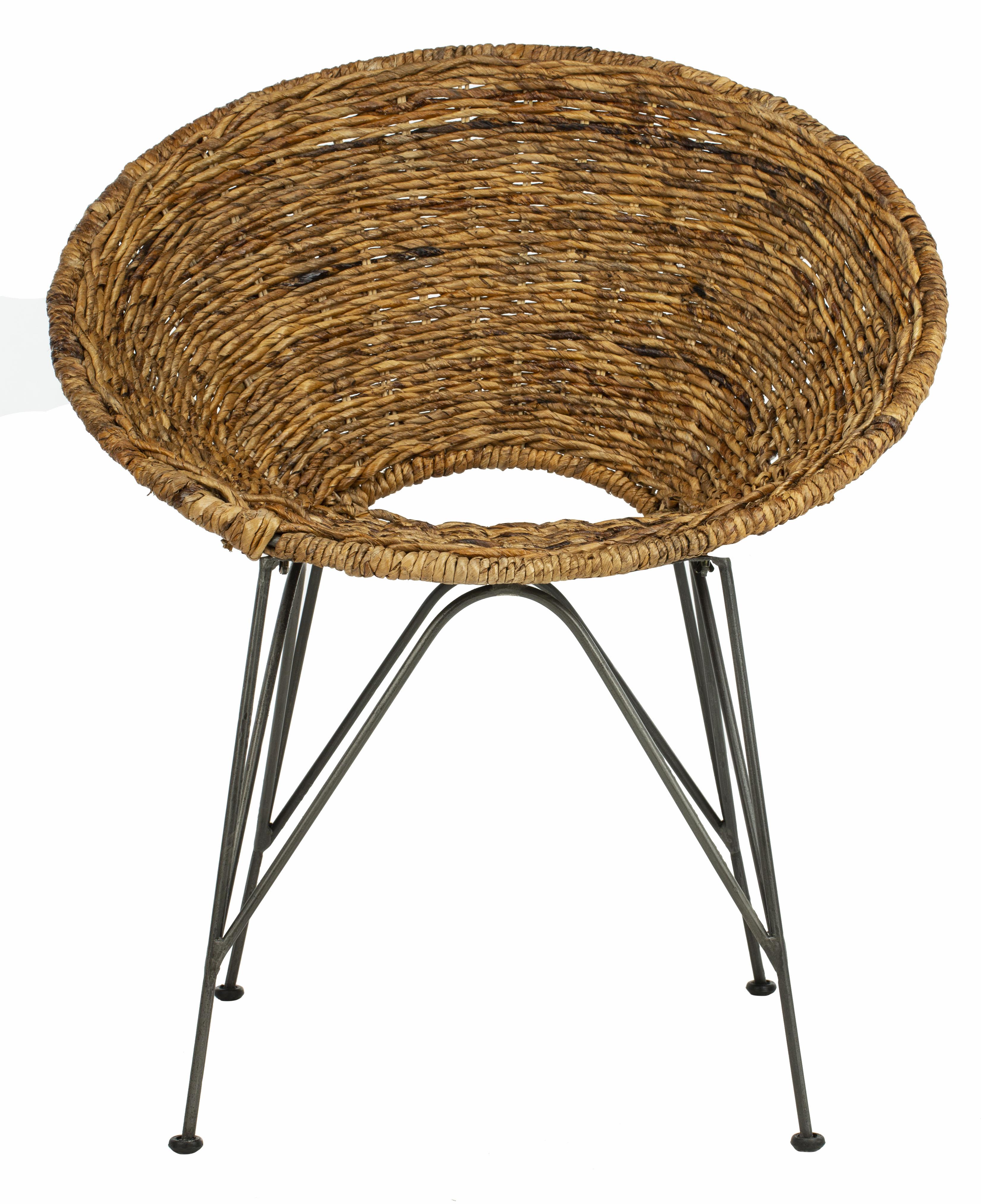 Safavieh Sierra rattan accent chair