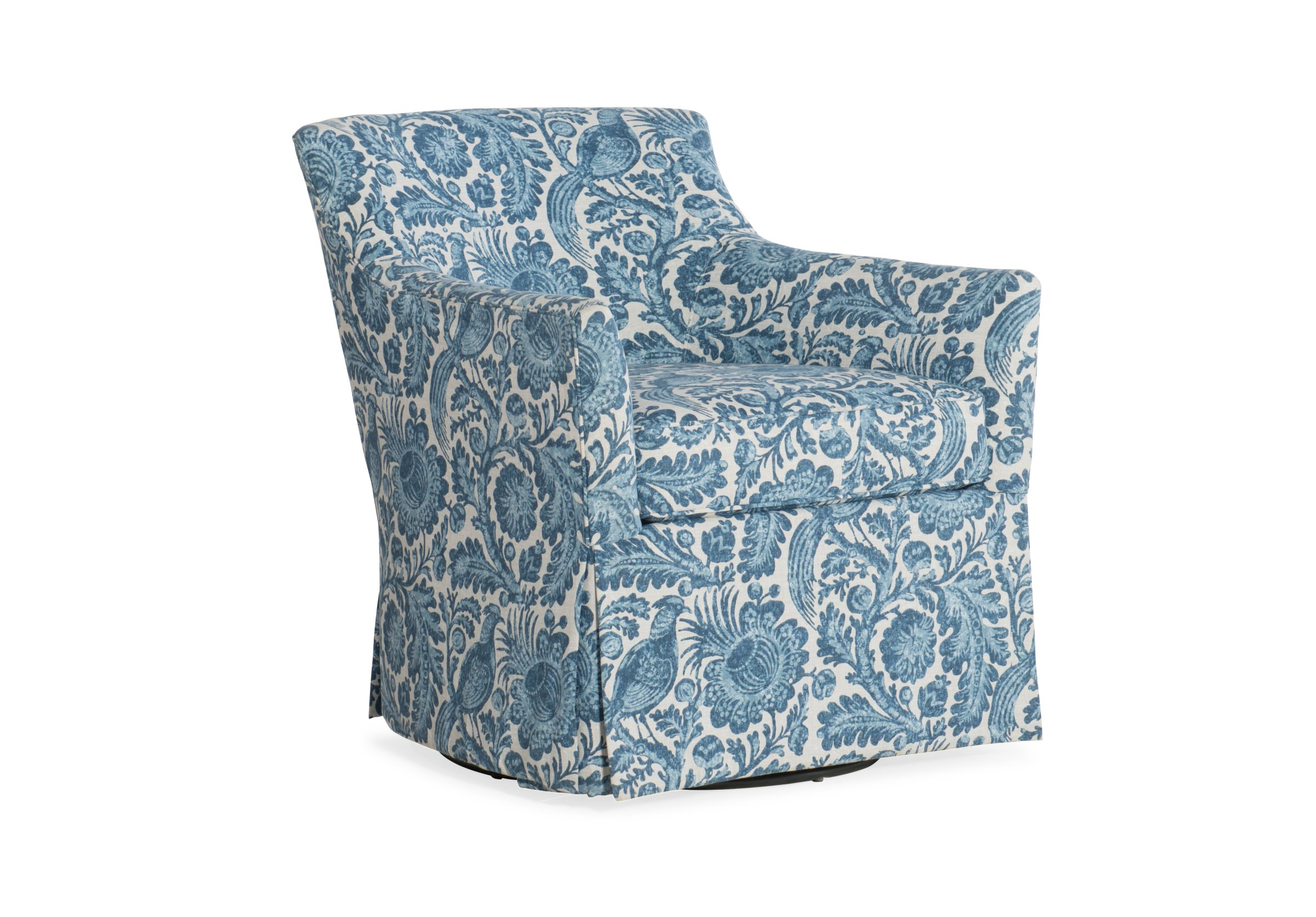 Sam Moore Meghan swivel chair