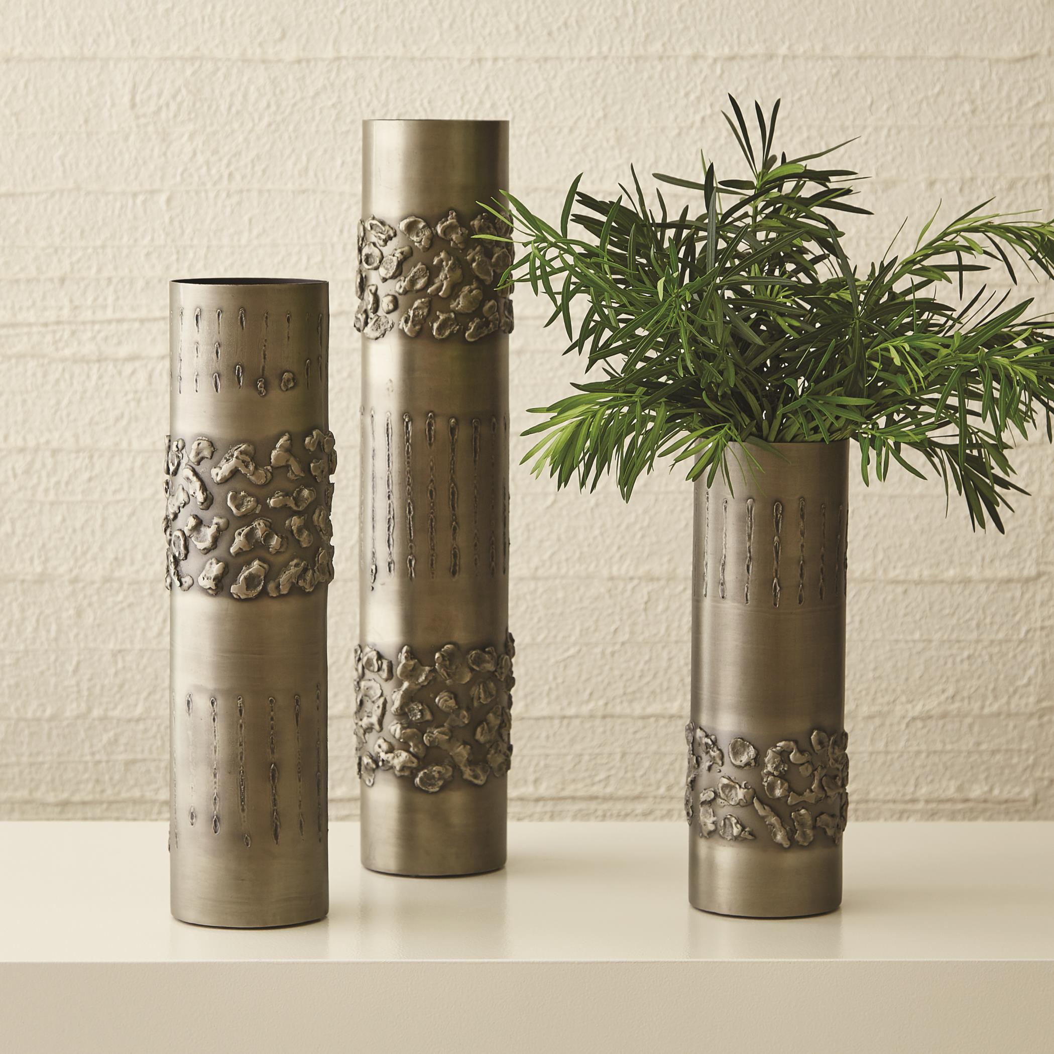 Studio A Home Textural band vase