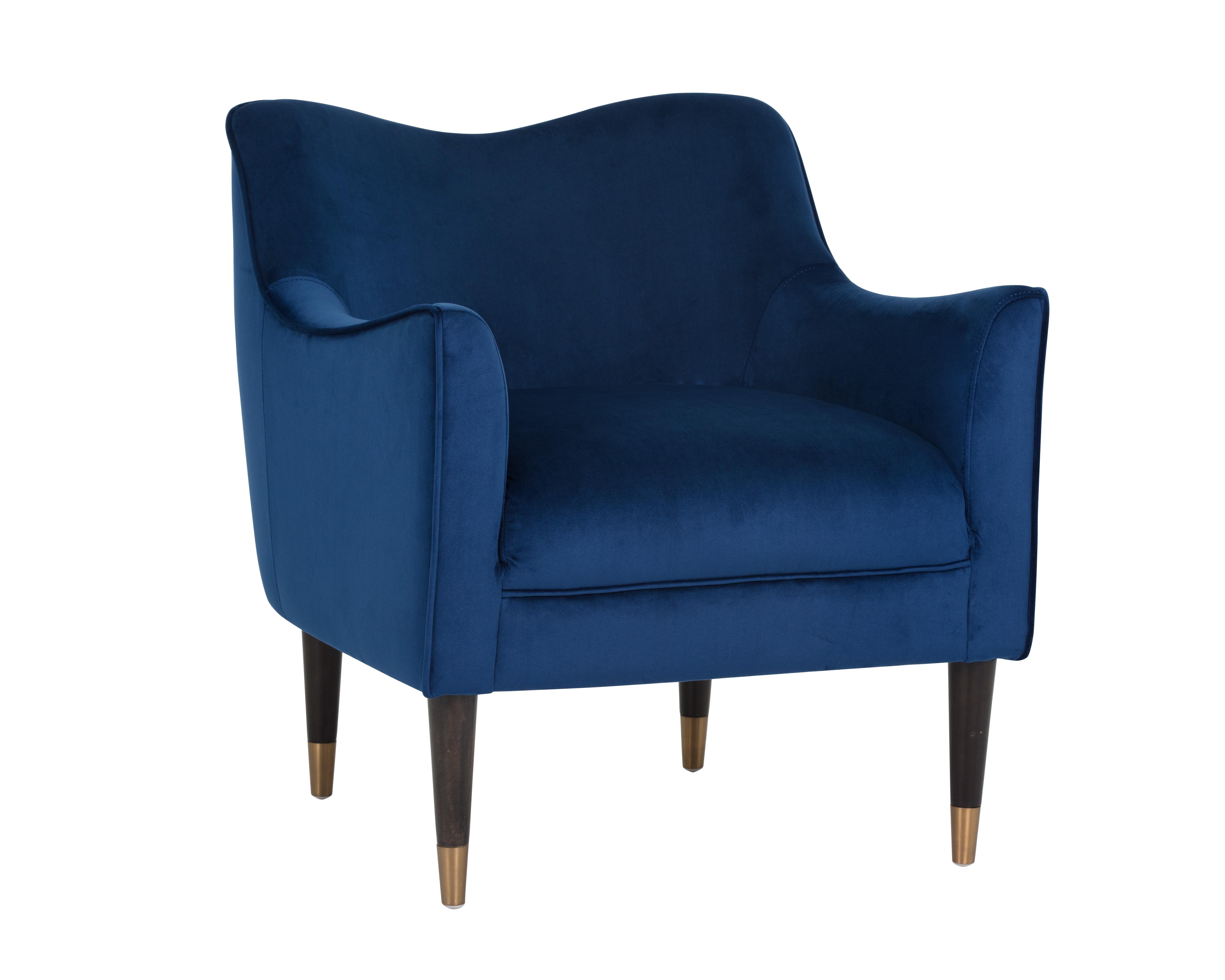Sunpan Bow armchair