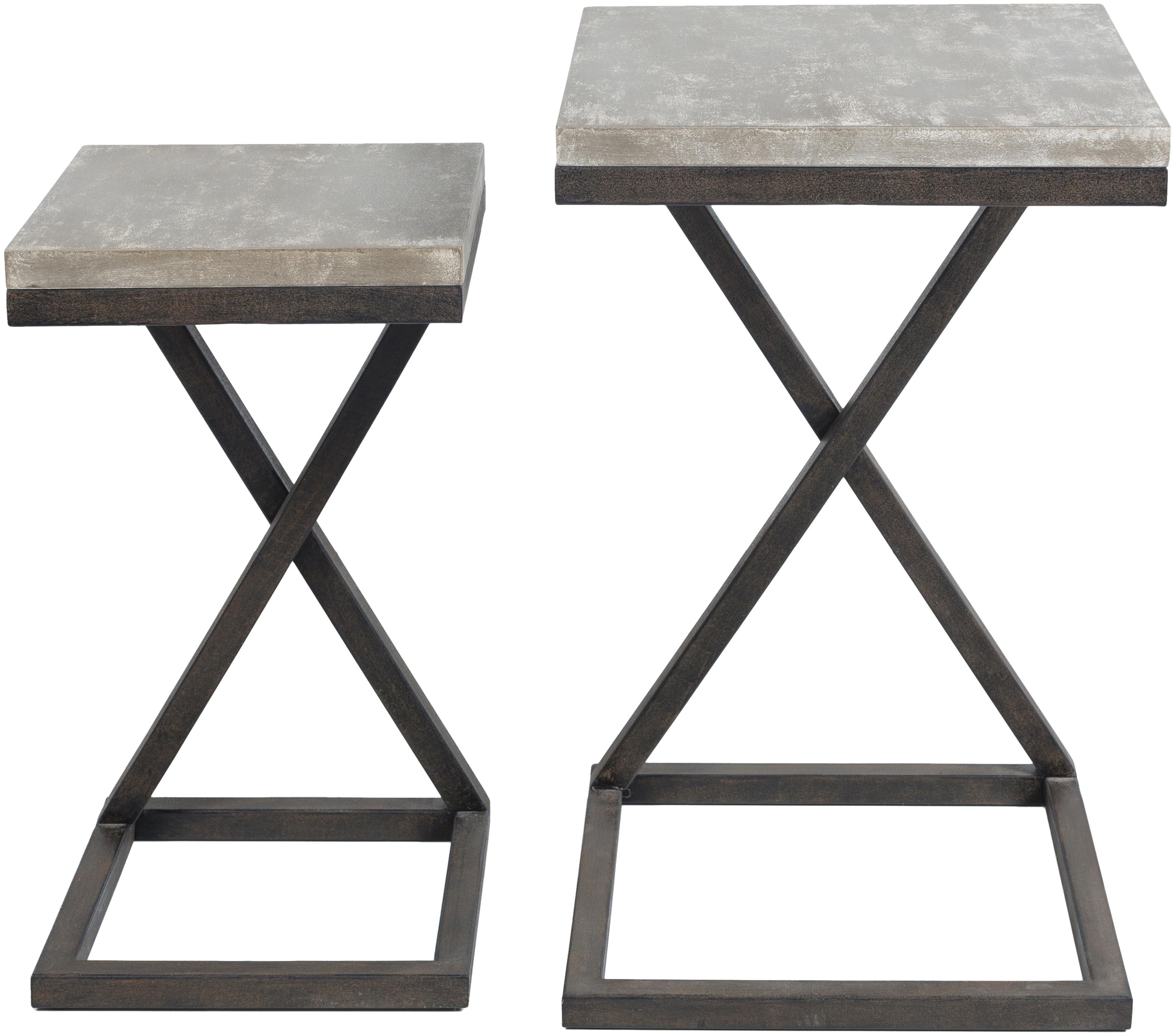 Surya Elder accent table