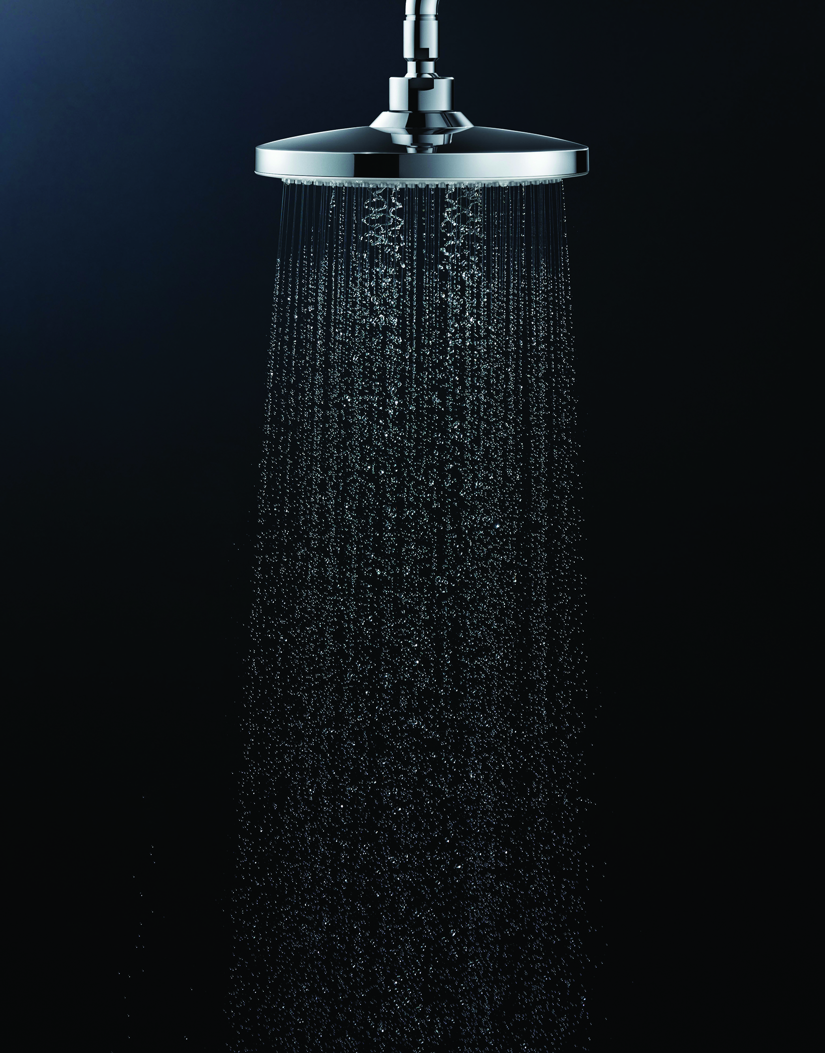 TOTO overhead rainshower