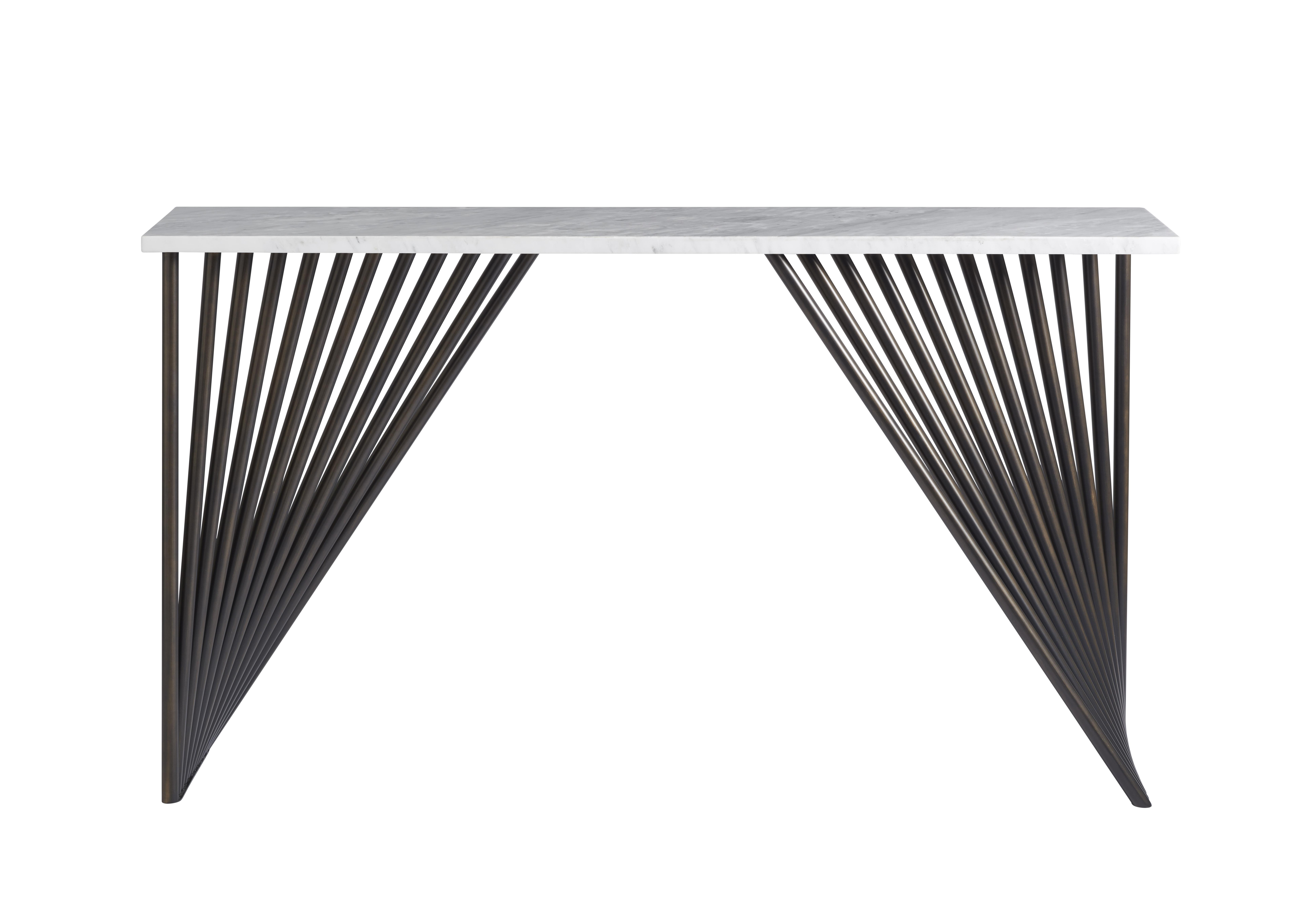 Universal Nina Magon Marcel console table