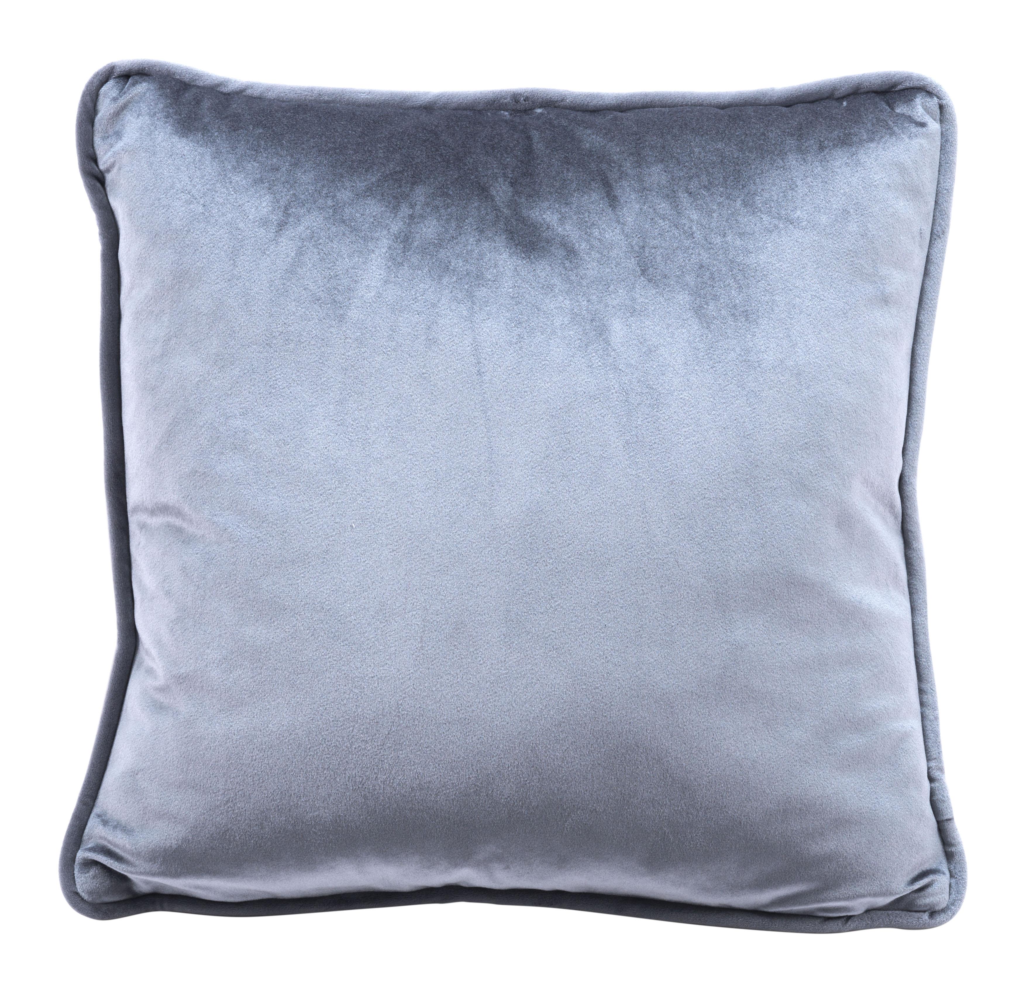 Zuo velvet pillow