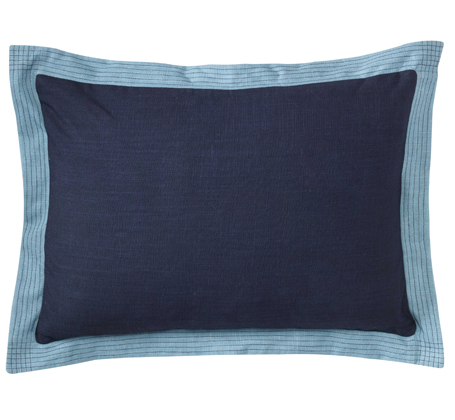 moody blue company c pillow