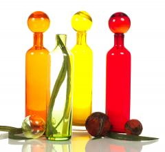 Viterra Spectrum Decorative Bottles