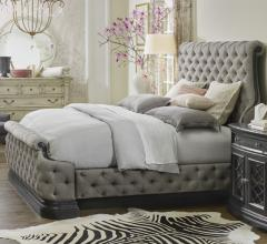 Hooker Furniture bedroom set gray bed