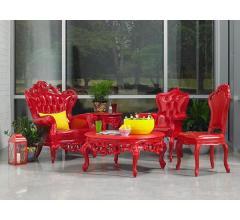 PolarArt plastic furniture