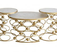 Fiona nesting tables from Ro Sham Beaux