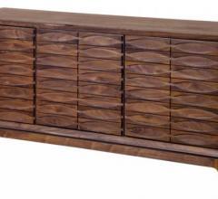Conrad media cabinet, DwellStudio for Magnussen furniture collection