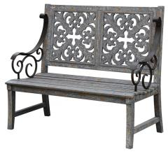 Forty West Greta Outdoor Bench