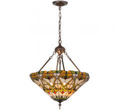 Meyda Tiffany Lighting Middleton Inverted Pendant