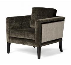Badgley Mischka Doheny Arm Chair