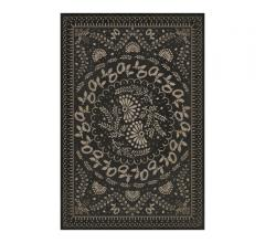Spicher and Company The Rolling of the Stones Area Rug