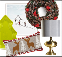 Deck the halls with these holiday decor products.