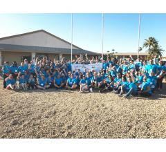 At the 2017 ART + IDS Conference, home decor professionals had the chance to connect while giving back to veterans at the U.S.VETS Grand Veterans Village housing facility in Phoenix, AZ.