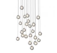 Sonneman-Champagne-Bubbles-LED-Pendants