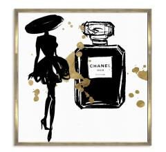 Oliver-Gal-Runway-French-Perfume-Wall-Art