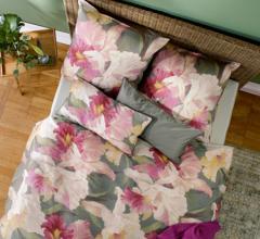 Heimtextil 2018 trend floral bedding