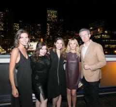 Designer Share team poses for a photo