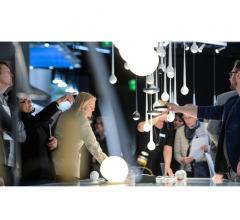 Light + Building Frankfurt show floor