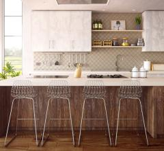 pexels kitchen island with stools