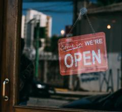 pexels Kaique Rocha open sign on store door