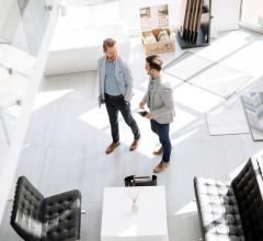 Adobestock salespeople furniture showroom