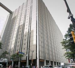 AmericasMart Atlanta building.