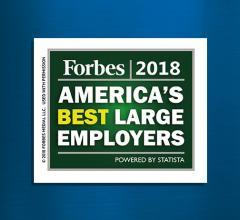 Ferguson America's Best Employers Forbes Magazine