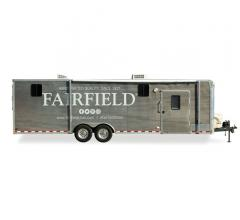 Fairfield Chair mobile showroom