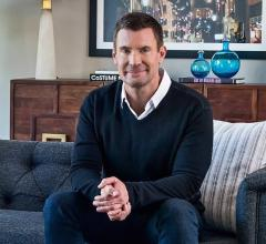 Jeff Lewis on couch