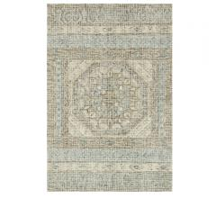 Tatum Area Rug in light blues, greens, browns and beiges from Loloi Rugs
