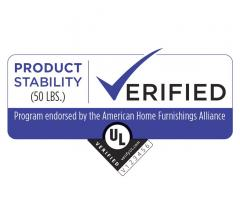 Product Stability Verified logo AHFA