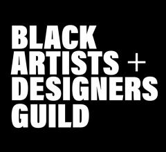 Black Artists + Designers Guild logo
