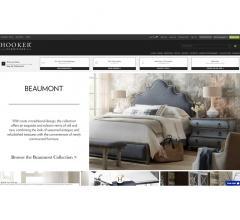 Hooker Furniture website