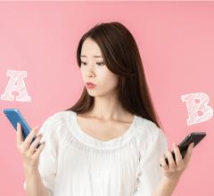 Adobestock woman looking at phones