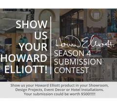 Show Us Your Howard Elliott contest