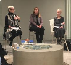 Panelists at Outdoor Design Chicago