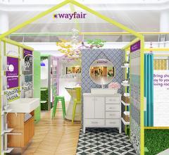 Wayfair Pop Up Shops
